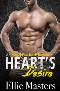 Heart's Desire: an Angel Fire Rock Romance (Angel Fire Rock Romance Series Book 3)