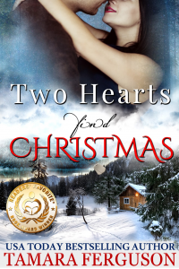 TWO HEARTS FIND CHRISTMAS (Two Hearts Wounded Warrior Romance Book 5) - Published on Nov, 2017