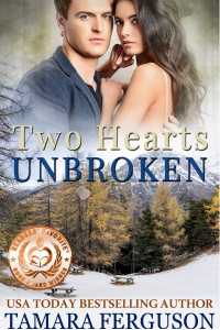 TWO HEARTS UNBROKEN (Two Hearts Wounded Warrior Romance Book 6) - Published on Feb, 2018