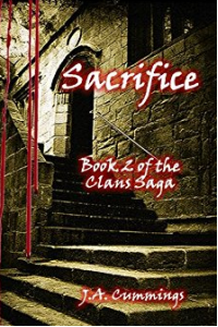Sacrifice: Book 2 of the Clans Saga