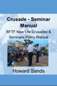 Crusade - Seminar Manual