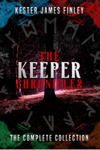 The Keeper Chronicles: The Complete Collection (Books 1-5)