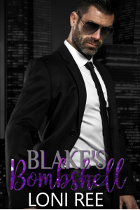 Blake's Bombshell (Ryan Family Book 2)