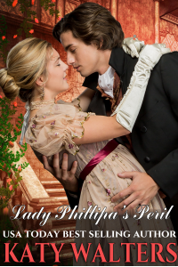 Lady Phillipa's Peril: Regency Suspense Romance (Lords of Sussex Series Book 3) - Published on Jun, 2014