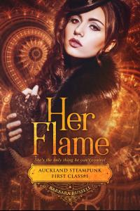Her Flame-Auckland Steampunk First Class #1
