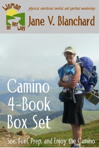 Camino 4-Book Box Set: See, Feel, Prep, and Enjoy the Camino (Woman On Her Way 6) - Published on Nov, 2016