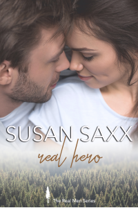 Real Hero: Small Town Military Romance (Real Men Book 4) - Published on Oct, 2017