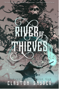 River of Thieves - Published on Apr, 2019