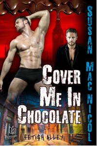 Cover Me In Chocolate - Published on Oct, 2019