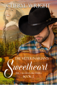 The Veterinarian's Sweetheart  (Callahan Brothers Series - Book Two)