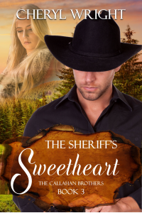 The Sheriff's Sweetheart  (Callahan Brothers Series - Book Three)