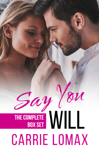 Say You Will: The Complete Box Set - Published on Nov, 2018