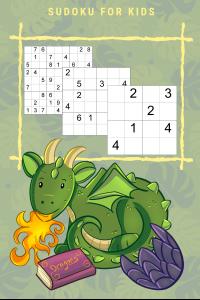 Sudoku for Kids Vol. 1