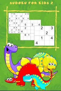Sudoku for Kids Vol 2