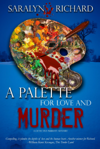A PALETTE FOR LOVE AND MURDER - Published on Jan, 2020