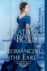 Romancing the Earl (Distinguished Rogues Book 12) - Published on Feb, 2020