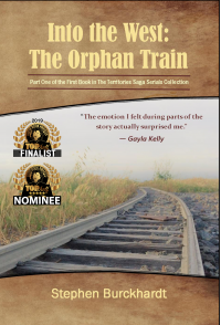 Into the West: The Orphan Train: Part One of the First Book in The Territories Saga Serials Collection  (Into the West Saga Serial 1) - Published on Nov, 2015