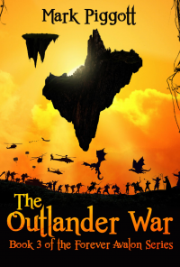 The Outlander War: Book 3 of the Forever Avslon Series - Published on Feb, 2020