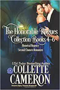 The Honorable RoguesTM Books 4-6: A Historical Regency Romance Collection