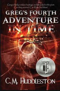 Greg's Fourth Adventure in Time - Published on Oct, 2018