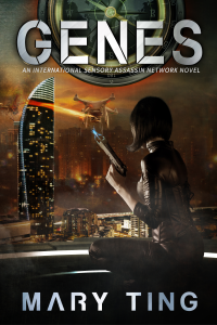 Genes  (International Sensory Assassin Network Book 3)