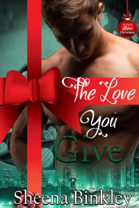 The Love You Give (A Very Alpha Christmas book #11)