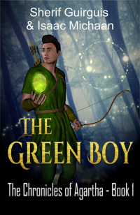 The Chronicles of Agartha Series: Book 1 - The Green Boy: Epic Fantasy of Inner Earth - Published on Feb, 2020