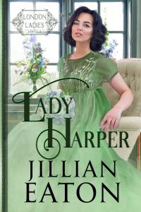 Lady Harper (London Ladies, Book 4)