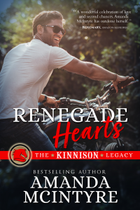 Renegade Hearts (The Kinnison Legacy Book 3) - Published on Jul, 2015