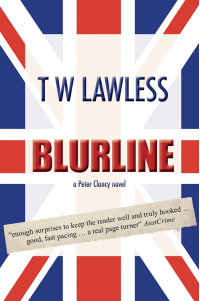Blurline (The Peter Clancy Series)