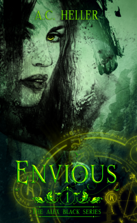 Envious (The Alex Black Series Book 1) - Published on Oct, 2018