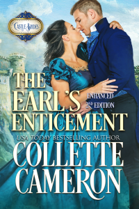 The Earl's Enticement (Castle Bride Series Book 3) - Published on May, 2014