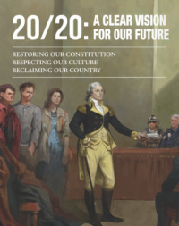 20/20: A Clear Vision for Our Future