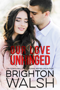 Our Love Unhinged (Reluctant Hearts Book 4) - Published on Aug, 2016
