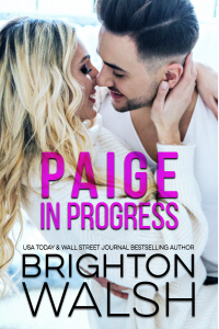 Paige in Progress: A Hot Neighbor Romance (Reluctant Hearts Book 3) - Published on Jan, 2016