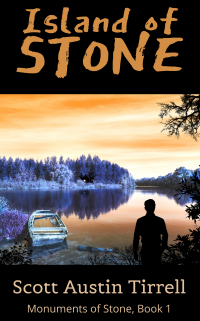 Island of Stone: A chilling tale of mystery, suspense, and dark secrets - Published on Mar, 2020