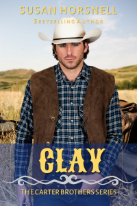 Clay (The Carter Brothers Book 3)