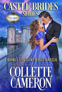 Castle Brides Series Plus Bonus Novella - Published on Aug, 2020