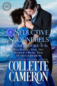 Seductive Scoundrels Series Books 4 - 6 - Published on Sep, 2020