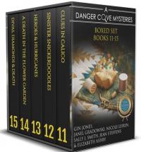 Danger Cove Mysteries Boxed Set Vol. V (Books 11-15) - Published on Apr, 2018