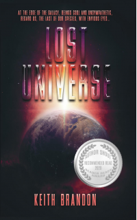 Lost Universe: a sci-fi novel that will capture your imagination