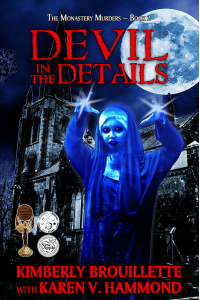 Devil in the Details (Book 2, The Monastery Murders) - Published on Aug, 2015