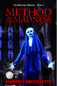 Method in the Madness (Book 3, The Monastery Murders) - Published on Nov, 2016