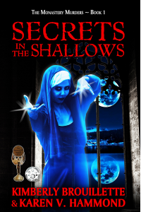 Secrets in the Shallows (Book 1, The Monastery Murders) - Published on Feb, 2016