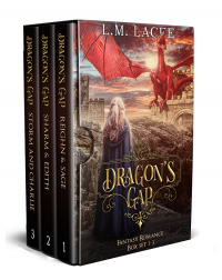 DRAGON'S GAP: Set Includes Stories 1-3