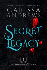 Secret Legacy: A Supernatural Academy Series (The Windhaven Academy Book 1) - Published on Sep, 2020