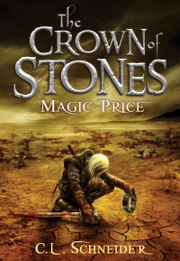 Magic-Price (The Crown of Stones, #1) - Published on Dec, 2013