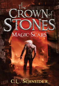 Magic-Scars (The Crown of Stones, #2) - Published on Dec, 2014