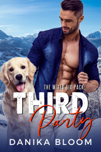 Third Party: A second chance, holiday romance (The Mixed Six-Pack Book 3) - Published on Dec, 2020