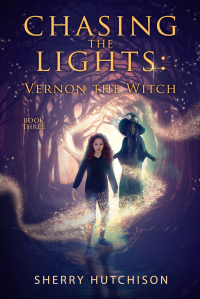 Vernon The Witch, Book 3: CT Fights For Her Life (Chasing the Lights)